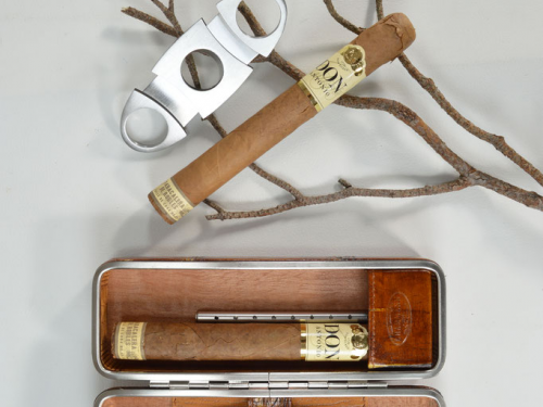 F. Hammann Cigarrenetui